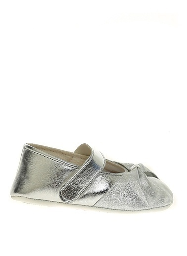 Mammaramma Günlük Kız Çocuk Ayakkabı Gümüş